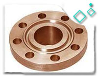 Copper-nickel Alloy C71500 Ring Joint (RJT) Flanges