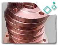 WNR 2.0882 tongue and groove Flange