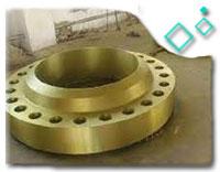 copper alloy 70/30 LWNRF Flanges