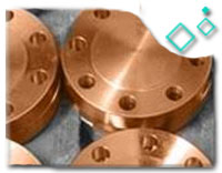 UNS C71500 BLRF Flanges