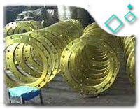 ASTM B151 C70600 SORF Flanges