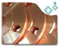 ASME B16.5 Cuni C71500 Flange