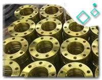API 590 Copper Alloy C71500 Pipe Flanges