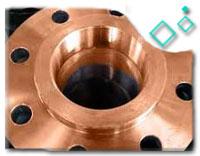 copper alloy 70/30 Lap Joint Flange