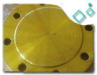70/30 copper alloy Blind Flange