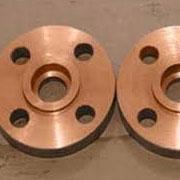 Copper Nickel Threaded Flange