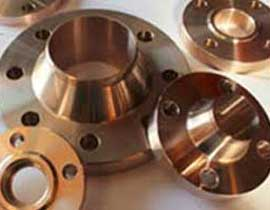 Copper Nickel UNS C71500 Flange
