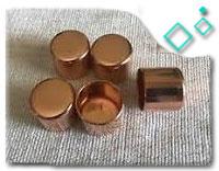 Copper Pipe End Cap