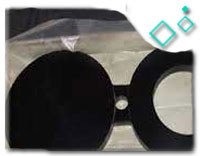 CS Spectacle Blind Flanges