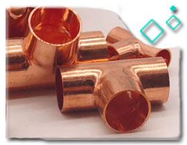 Cupro Nickel 90/10 Tee