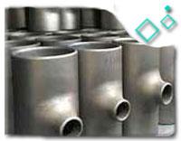 DN50 Equal Tee, ASME B16.11, ASTM A182 F304L, PN400, NPT