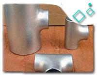 Duplex Steel BW S32750 Equal Tee