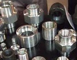 Duplex steel forged fittings
