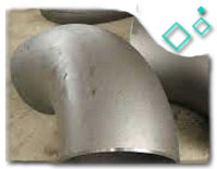 Elbow 45 Degree LR, ASTM A403 WP321,14 Inch, WT 0.375 In, Butt Weld