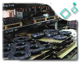 F65 Carbon Steel Threaded Flanges