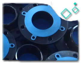 F70 Carbon Steel Forged Flanges