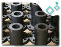 steel A182 f22 LWNRF Flanges