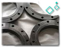 Forged ASTM A182 F5 Alloy steel flange