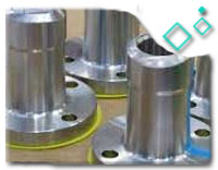Forged Flange AISI 321