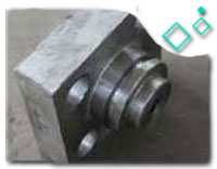 Forged Stainless Steel Square Flanges