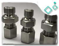 HYDRAULICS DIN 2353 tube Fittings
