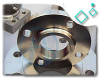 IBR Approved Raised Face Flanges