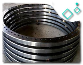 IBR Approved Threaded Flange