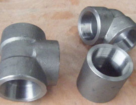 Incoloy 800 Forged fittings