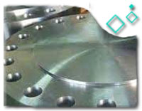 Incoloy Alloy 800 Blind Raised Face Flanges