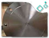 Incoloy Alloy 825 Blind Raised Face Flanges