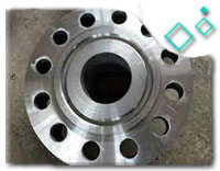 Inconel Ring Type Joint (Rtj) Flange
