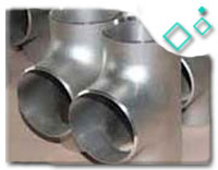 Inconel UNS N06600 Reducing Tee