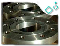 Low Alloy Steel IBR Approved Flange