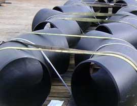 Low Carbon Steel Elbow