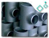 Low Temperature Steel Reducing Tee