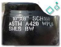 LTCS A420 WPL6 Weld Fittings
