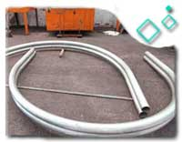 Material SS 1.4301 3D Pipe Bend
