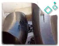 Medium Carbon Steel 45 Degree Elbows