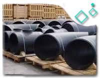 EN 10297-1 Steel Miter Bend