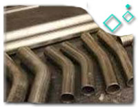 MSS-SP-43 Incoloy 825 Pipe Bend