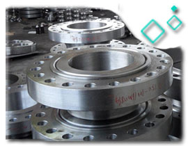 Nickel 825 Ring Type Joint Flange