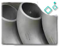 Asme Sb366 Uns N04400 welded elbows