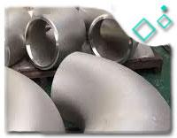 SCH80 high pressure Uns N04400 elbow