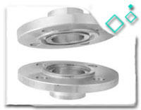 Uns N08825 tongue and groove Flange