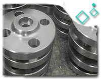 Astm B564 Incoloy 825 SWRF Flanges