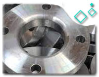ASME B16.47 Series B Astm B564 Incoloy 825 Pipe Flanges