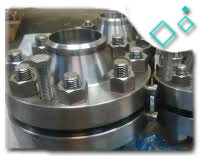 825 Incoloy Orifice Flange and Plate