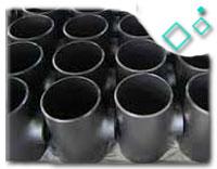 Plain Carbon Steel Tee (Equal & Unequal)