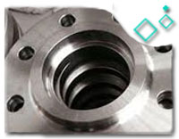 PN16 Stainless Steel Forged Casting Slip-on Pipe Flange