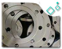 PN20 Slip On Flange, Stainless Steel 321, DN1000, Raised Face